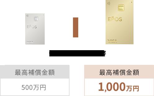 エポス ゴールド カード