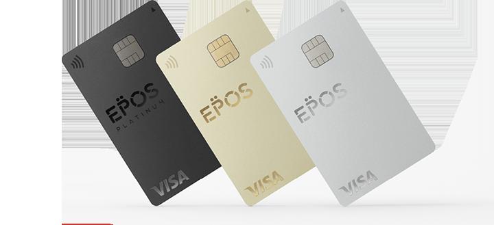 クレジットカードは入会金・年会費永年無料のエポスカード