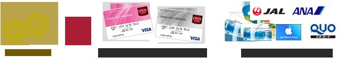 エポスポイント→プリカに移行してお買い物!商品券やマイルに交換!